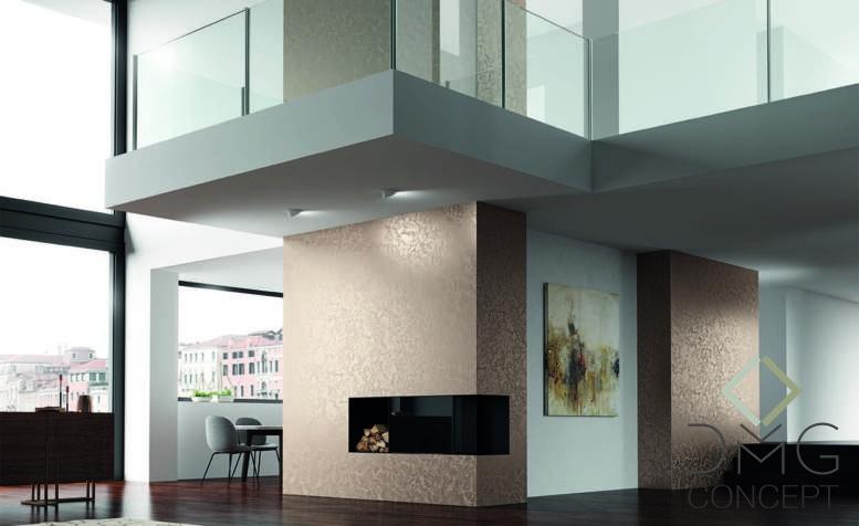 Dmg art recomanda produsul marcopolo luxury din colectia - Pitture decorative moderne ...